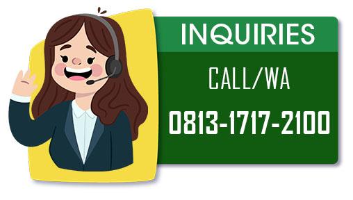 Inquiries parker indonesia